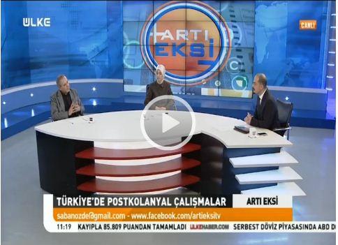 Türkiye'de Postkolonyal Çalışmalar