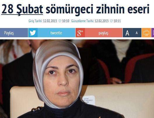 Sabah Gazetesi Haberi