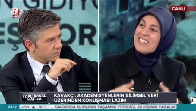 PAMER Başkanı Doç. Dr. Merve Kavakçı A Haber Toplumsal Hafıza Programına konuk oldu.